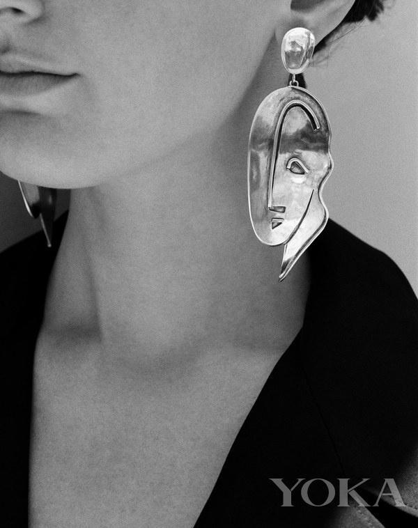 Sophie Buhai 2017春夏系列珠宝。