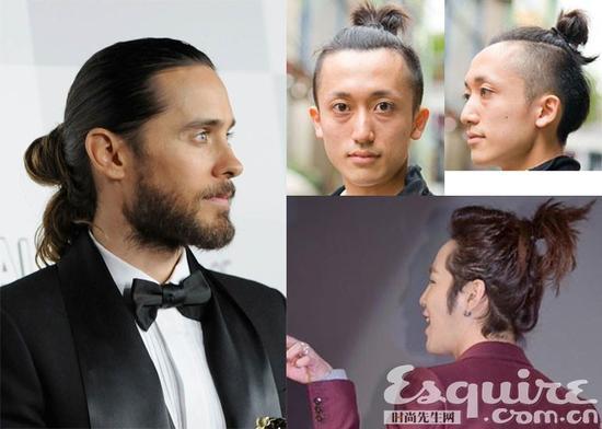敢于漂白发的男人往往都是时尚感极强的潮人,但是这种前卫发色对颜值图片