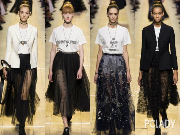 Fashion=做自己 她们把女权穿上身