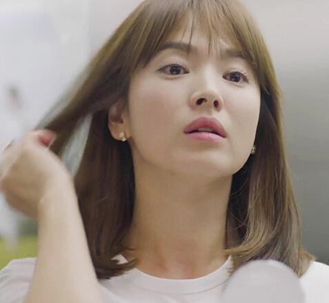 瘦脸发型不只有八字刘海 你记好了么?图片
