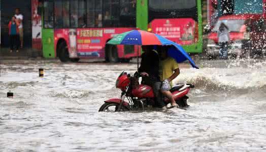 辽宁今日降雨持续 局地再迎暴雨
