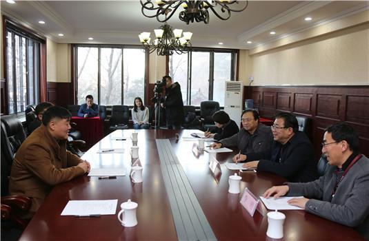 沈阳故宫博物院举行购买宋雨桂艺术馆服务合同签订仪式
