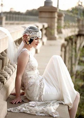 [EG]5款短发新娘造型轻松搞定(1)