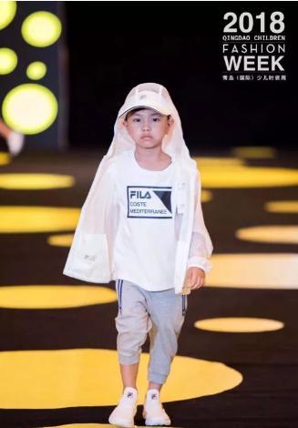 2018新丝路中国国际少儿模特大赛 青岛赛区形象推广大使 —— 杨敬骞
