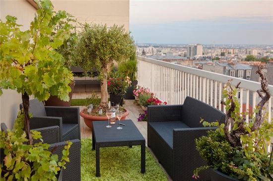 老公寓休闲翻新 开放式的生活空间
