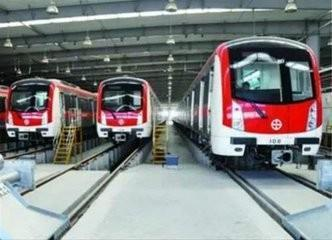 沈阳地铁10号线明年底试运营