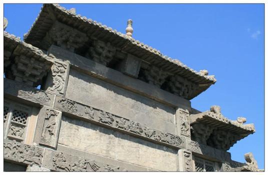 辽西兴城 五月里的明代古城