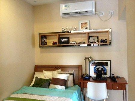 60平米小户型装修设计 为家偷出空间