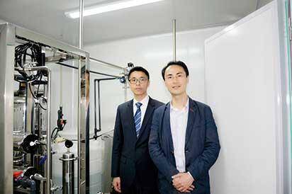 再出发掌舵人吴庆辉携手四川大学高分子与工程学院图片