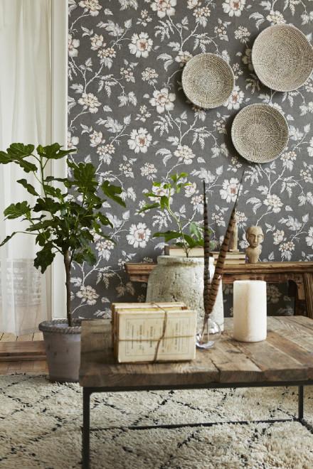 经典风格诠释优雅 8款北欧品牌墙纸