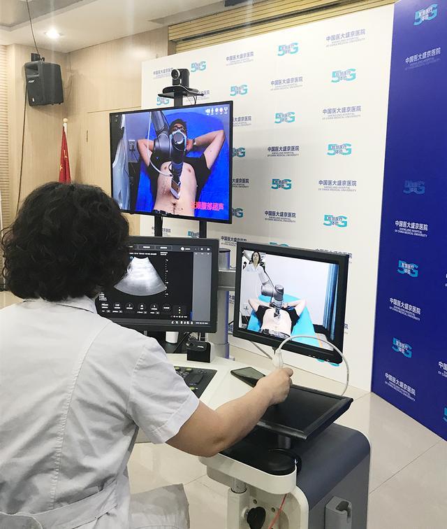 "5G智慧医疗真的来了!这些""黑科技""让未来诊疗更便捷"
