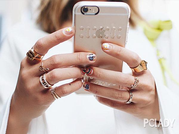 实用贴 | 剁手也要剁美手 教你如何把玩一手指环