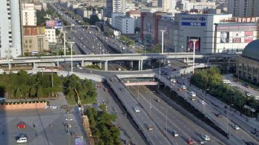 沈阳沈辽路高架桥主体结构明年完工