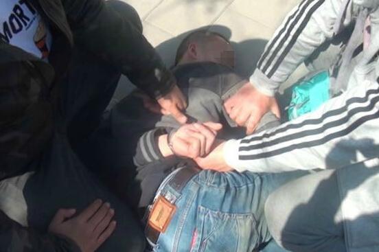 民警成功打掉针对外地游客实施扒窃的5人作案团伙