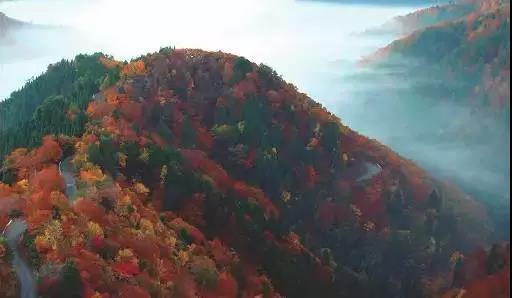 这座人间奇境默默无名 景色却不输富士山