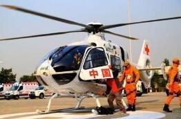 沈阳将实现直升机急救 用于重大事故、急危重患等