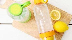 柠檬杯喝的是健康还是塑化剂