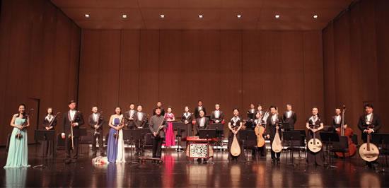 聆听经典 中国广播民族乐团室内乐团音乐会11月来沈