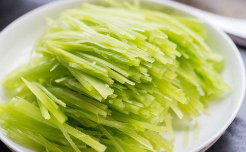 青笋莲藕 春季排毒必吃的8种食物