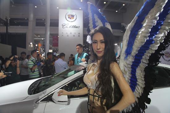 大连国际车展 凯迪拉克ATS-L倾情上市28.88万