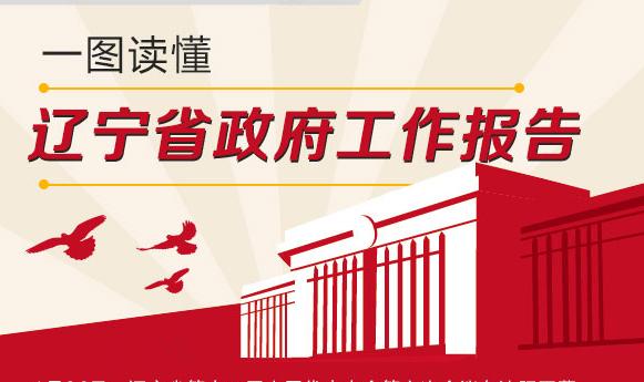 一图读懂辽宁省政府工作报告