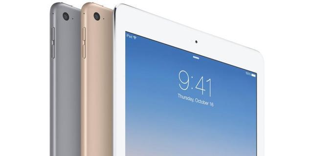 如果你的iPad 4坏了 将可替换成iPad Air 2