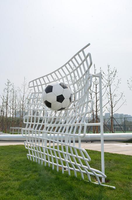 沈阳哥德杯世界足球公园正式开放