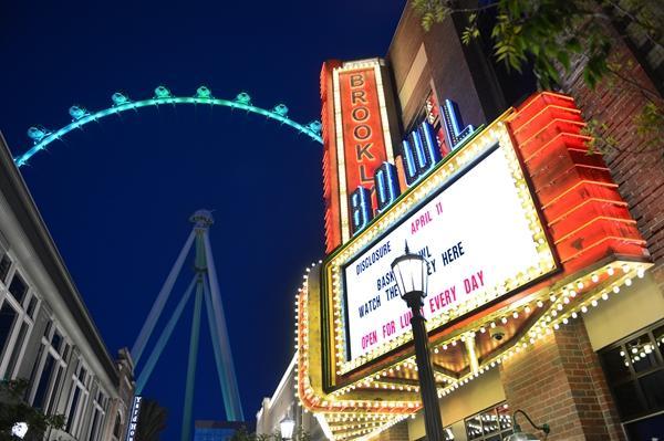 拉斯维加斯High Roller 世界最高摩天轮见证爱情