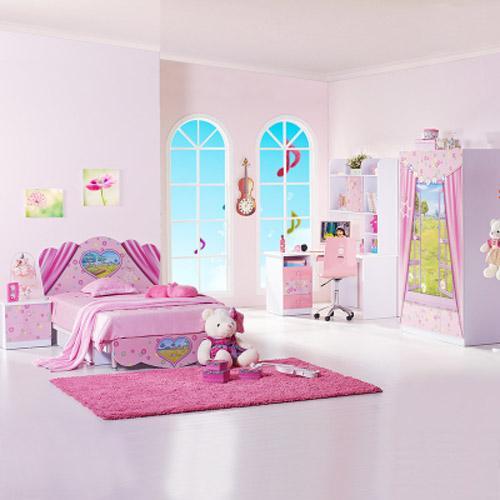 类型公主儿童床