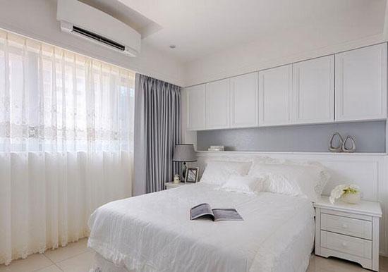 铺陈一室净白 99平自然减压单身公寓