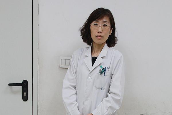 中国医大一院内分泌科副主任姜雅秋