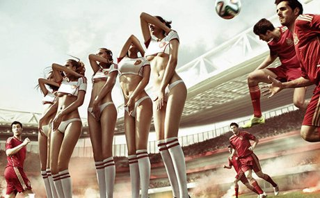 """莫让世界杯成为""""世界悲"""""""