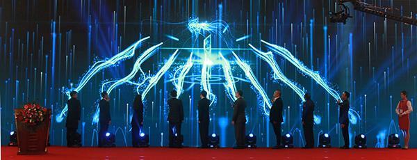 世界华人企业家联合会及港澳台企业家代表团一行来沈考察交流会——暨东北航空三周年庆晚会隆重举行