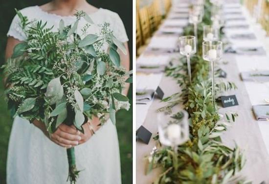 2015年已经过半 这些婚礼趋势你Get到了吗?