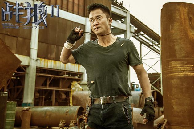 功夫影星要来啦!吴京将来沈阳宣传新电影《战狼2》