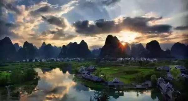 盘点中国那些名声在外的10大美丽县城