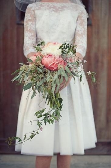 新娘的这些婚礼手捧花美翻了