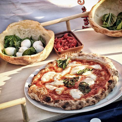 """1. 意大利""""那不勒斯披萨节""""图片"""