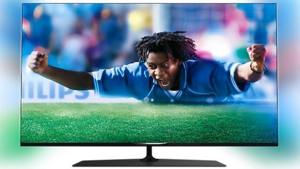 55寸4k电视机可以当做电脑显示器吗?成像效果和普通显示器比怎么样?图片