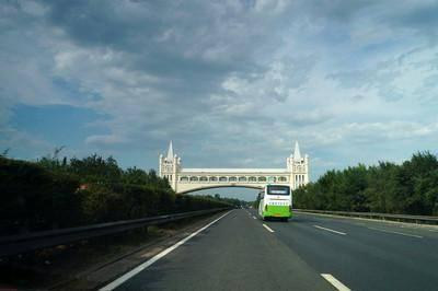 京哈高速葫芦岛段拓宽 致富道路更宽广