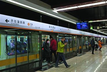 地铁2号线北延线年底试运营