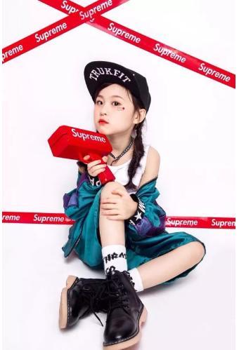 2018新丝路中国国际少儿模特大赛 青岛赛区形象推广大使 ——姜晨