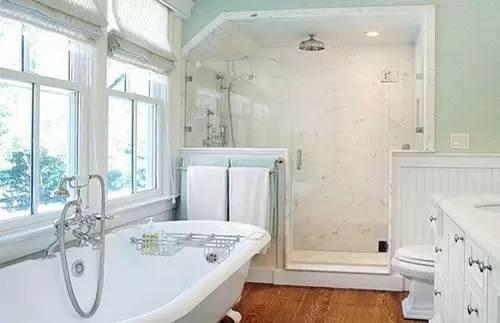 卫生间装修效果图大全 文艺小清新设计