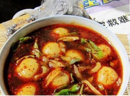 �P�c以中��古代四大美女命名的9大美食