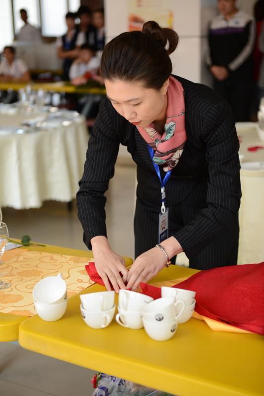 辽宁省首届团膳快餐技能大赛 打造团膳企业品牌