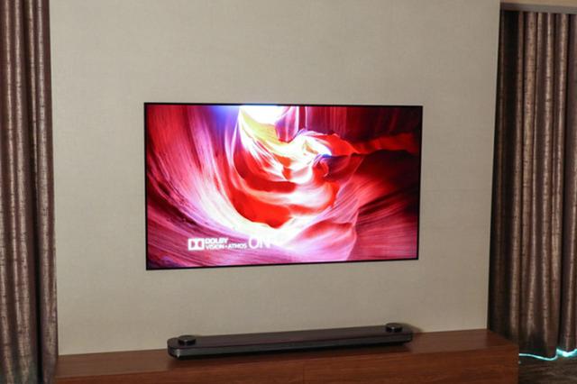 画质出色易用性高 LG W7 OLED电视体验