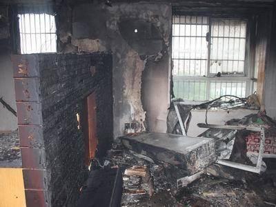 辽宁一男子火烧前岳母全家后自杀身亡