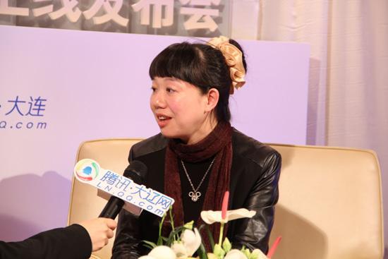 专访可口可乐辽宁区域宋欣:创建责任媒体平台图片