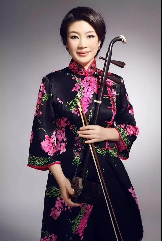 她是中国二胡皇后 誉满国际乐坛即将来沈举办音乐会