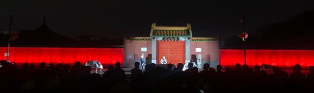 盛世皇城  盛京胜景   全息3D Mapping墙体秀在沈阳故宫上演